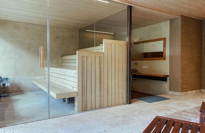 Sauna-groß